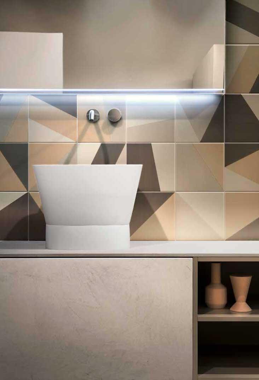 Atelier lo stile firmato bardelli di giacomo pavimenti sas - Bardelli ceramiche bagno ...