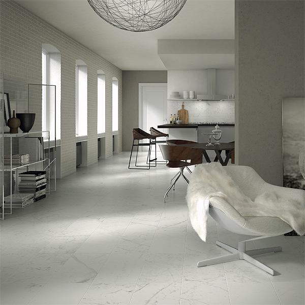 Pavimenti in gres porcellanato effetto marmo di giacomo - Piastrelle gres porcellanato effetto marmo ...