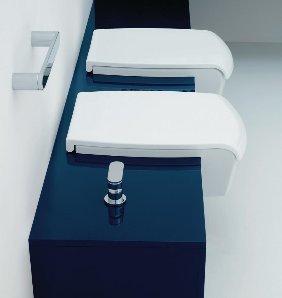 bagno blu flaminia - Di Giacomo Pavimenti