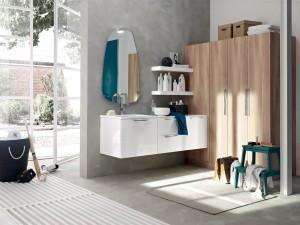 Realizzare un bagno lavanderia - Di Giacomo Pavimenti SAS