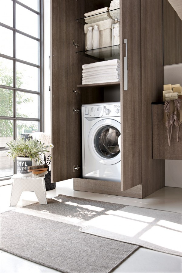 arredo bagno » arredo bagno lavanderia - galleria foto delle ... - Arredo Bagno E Lavanderia