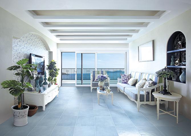 Case Mare Stile Mediterraneo : Bagno bianco e blu lo stile mediterraneo fratelli pellizzari