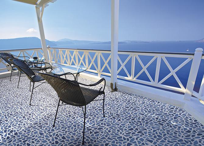 Stile Mediterraneo - Di Giacomo Pavimenti