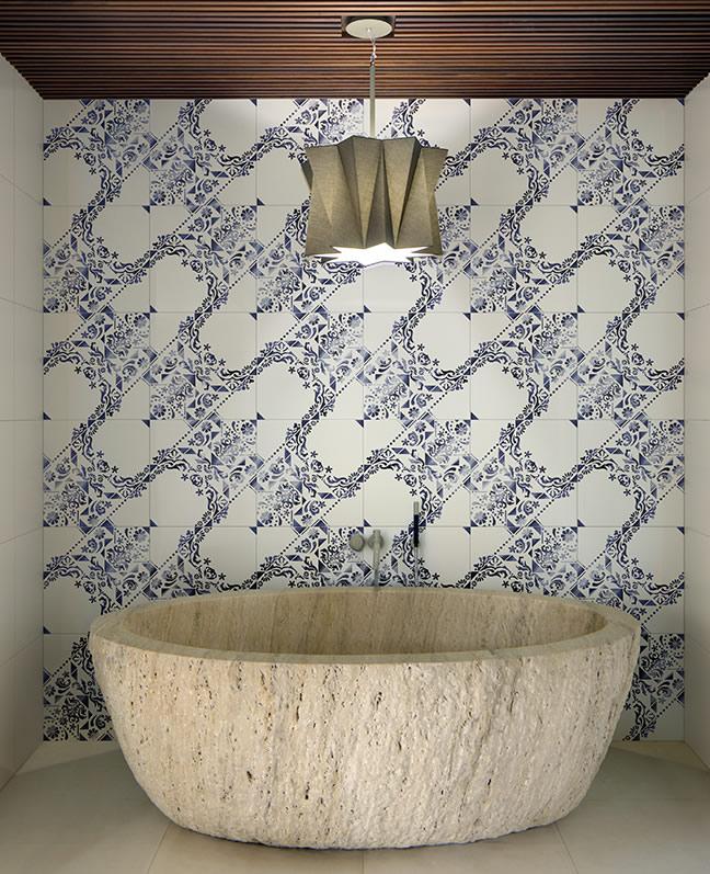 Rivestimenti Vintage Ceramica Bardelli - Di Giacomo Pavimenti