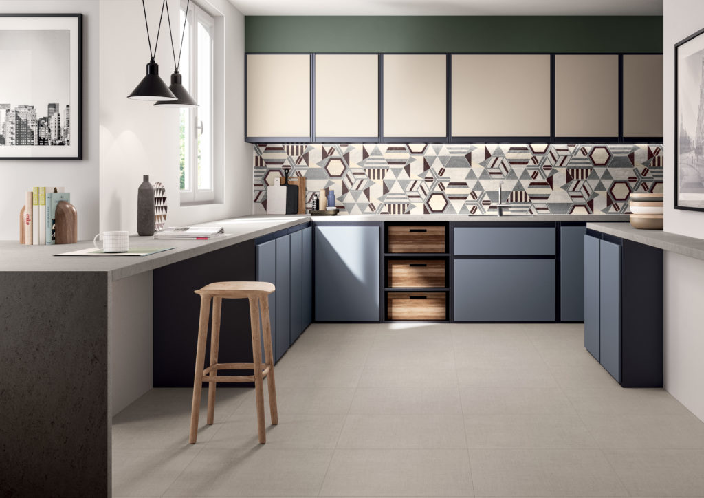 Scegliere le piastrelle per la cucina: un rivestimento importante ...