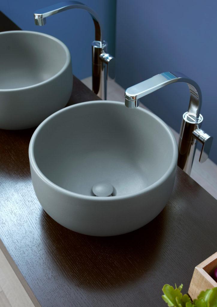 Lavabo sospeso ceramica flaminia - Di Giacomo Pavimenti