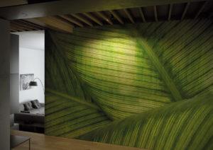bagno verde carta da parati glamora - Di giacomo pavimenti